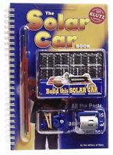 THE SOLAR CAR BOOK Build-It-Yourself Solar Car Kit - Klutz Certified - NEW