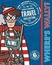Where's Wally? The Totally Essential Travel Collection by Martin Handford (Paper