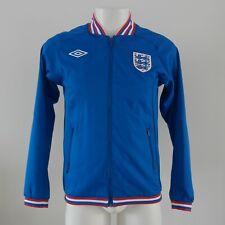 ENGLAND Umbro Football Anthem Squad Jacket Shirt 2010