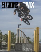 HIDDEN BMX #4 SUMMER 20 - RENEWED ISSUE Japanese BMX Book