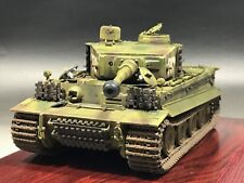 "1/35 Built RF-5005 WWII German Tiger I Heavy Tank Gruppe ""Fehrmann"" Model"