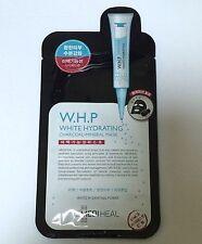 MEDIHEAL W.H.P White Hydrating Charcoal-Mineral Mask Sheet 25ml X 1pc