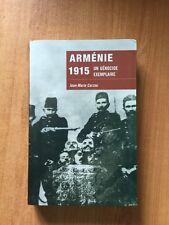 ARMENIE 1915 UN GENOCIDE EXEMPLAIRE