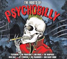 THE ROOTS OF PSYCHOBILLY - VARIOUS ARTISTS (NEW SEALED 2CD)Link Wray;The Phantom