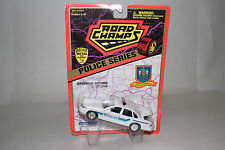 ROAD CHAMPS POLICE SERIES VANCOUVER B.C. POLICE DEPT 1/43 SCALE
