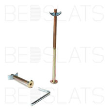 M6 x 140mm connector bolts with half moon nut ideal for beds, cots & furniture