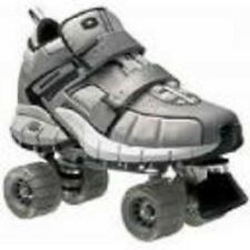 size 5 youth SKECHERS 4 WHEELER ROLLER SKATES skate quad derby childrens kids