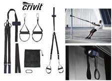 Crivit Schlingentrainer Multifunktionales Sportgerät für ein Full-Body-Workout