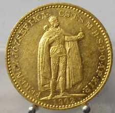 20 Korona 1902 KB, Kremnitz, Franz Joseph, Gold