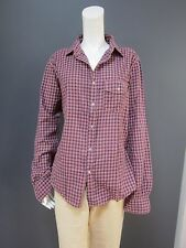 SAVE KHAKI UNITED S.K.U. 100 cotton shirt NEW size M   can also be worn by women
