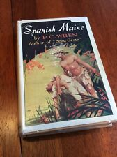 Spanish Maine by P. C. Wren - 1952  - Benefits Charity
