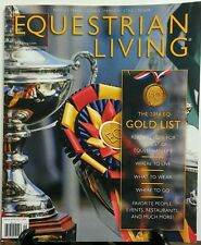 Equestrian Living Aug Sept 2016 The 2016 Gold List The Best Of FREE SHIPPING sb
