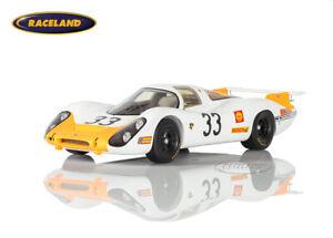 Porsche 908 LH Coupe Porsche System Le Mans 1968 Stommelen/Neerpasch, Spark 1:18