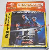 New Terminator 2 Judgment Day Special Edition Blu-ray Japan English GNXF-1880