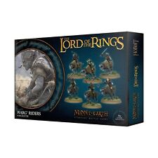 Lord of the Rings: Warg Riders 30-37