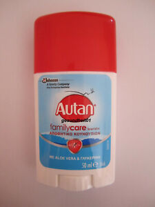 AUTAN Family Care Mosquito Repellent Stick - 50 ml