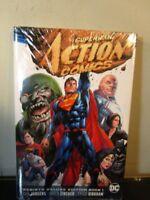 Superman: Action Comics: The Rebirth Deluxe Edition Book 1 (Rebirth) Hardcover~