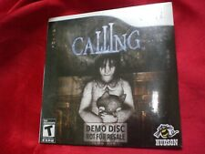 Calling Wii Demo Disc (New!)