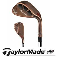 TaylorMade Hi-Toe Big Foot Aged Copper Milled Grind Golf Wedge / All Lofts