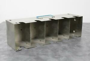 Freezer Rack 5-Position 4.5x3.5x5 inch Double Handle for Upright or Chest