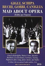 Gigli, Schipa: Mad About Opera