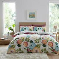 Luxurious Designer Reversibl Duvet Cover Bedding Set with Pillow Cases, All Size
