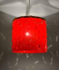 Red Butterflies cut out Lampshade Light Shade + Ereki Magnetic Set