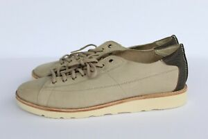 """Vans """"TH Lace to Toe LX"""" Taka Hayashi Nubuck Shoes Size 11 HORWEEN PERLA GREY A+"""