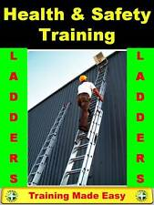 Ladder & Stepladder UK Construction Health & Safety Training Course Made Easy