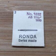 Total. Calibre 1930, 1475 Nos Original As Winding Stems. 3 In