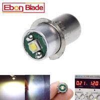 1X CREE LED p13.5s 3W Recessed Screw PR2 PR3 LED 5v-24v Base Led Flashlight Bulb