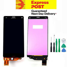 New Sony Xperia Z3 Compact Z3 Mini D5803 D5833 LCD Display Touch Screen Black
