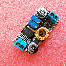 5A DC-DC CC CV Buck Converter Step-down Led Charger Power Supply Module New TMG