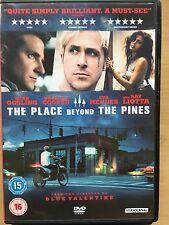Ryan Gosling Bradley Cooper PLACE BEYOND THE PINES ~ 2013 Thriller UK Retail DVD