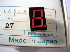 PANASONIC LN516RK 7-Segment Numeric Digital Display Devices