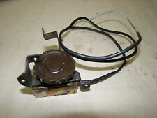 Maserati BiTurbo Heater and Air Conditioner Fan Switch with Restat