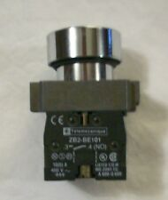 telemecanique  ZB2- BE101 gas pump call button  relay switch