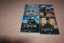 Castle: 4 Season Pack DVD *Brand New Sealed*