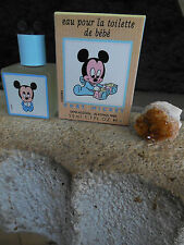 DISNEY BABY MICKEY alcohol free eau de toilette splash