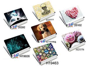 10.1'' Laptop Skin Cover Notebook Sticker Decal MUTI list