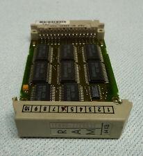 Siemens 6ES5 377-0AB31 64K RAM