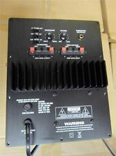 NEW Mega Bass Subwoofer Speaker Plate Amplifier.100w RMS.Home Audio Sub AMP
