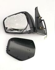 MITSUBISHI L200 2005- left outside wing mirror for right-hand traffic car LHD el