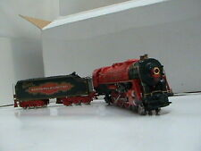 FRANKLIN MINT NORTH POLE LIMITED EXPRESS TRAIN  HO SCALE  DIE-CAST
