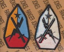 U.S. Army Maneuver Center of Excellence dress uniform patch m/e