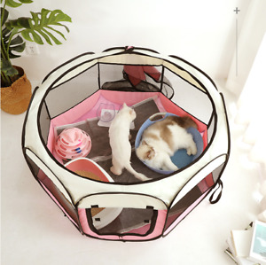Foldable Tent House Pet Dog Cat Sleeping Pad Bed Pet Supply Warm Mat Cave Nest