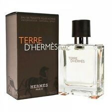 Terre Dhermes by Hermes Cologne for Men 3.4 oz New In Box