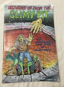 Rare Christian Comic Robert L Shorkey Delivered Up From The Slime Pit