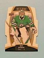 2019-20 Upper Deck Allure BEN BISHOP White Rainbow Parallel #8 Dallas Stars