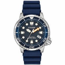 Citizen Promaster Professional Diver Dark Blue Dial Mens Watch
